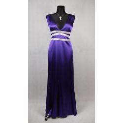 Ever-pretty fialové šaty vel 46