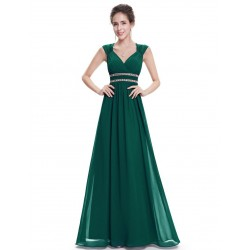Zelené šaty řecký styl EP8697