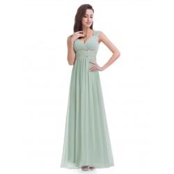 Mint šaty řecký styl EP8697
